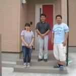 平成26年9月完成 緑区高田町 U様邸(32坪)