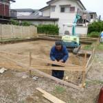 君津市T様邸の基礎工事報告